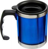 Походная термокружка Vetta 300 мл синяя