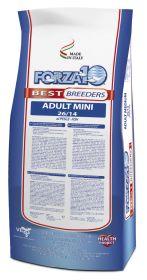 BEST BREEDERS для взрослых собак мелких пород, с океанической рыбой, 20 кг