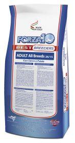 BEST BREEDERS для взрослых собак всех пород, оленина с картофелем, 20 кг
