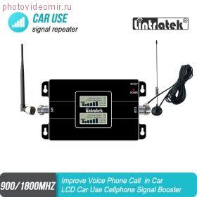 Усилитель сотовой связи GSM900/1800 Lintratek