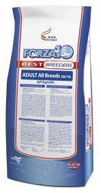 BEST BREEDERS для взрослых собак всех пород, с ягненком, 20 кг