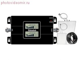 Усилитель сотовой связи GSM900_1800 Lintratek с панельными антеннами