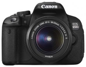 Canon EOS 650D Kit 18-55mm f/3.5-5.6 IS II