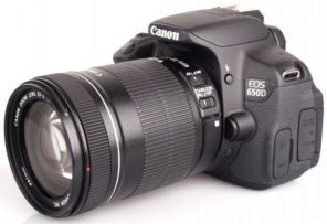 Canon EOS 650D Kit 18-135mm f/3.5-5.6 IS