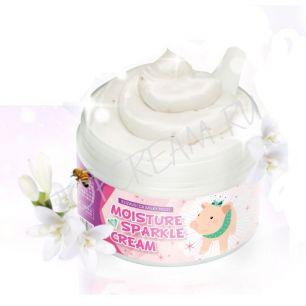 """""""ЕЛЗ"""" Milky Piggy Moisture Sparkle Cream Крем увлажняющий с эффектом сияния   100гр"""
