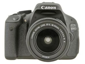 Canon EOS 600D Kit 18-55mm f/3.5-5.6 IS II