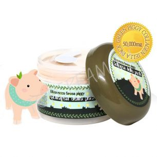 """ЕЛЗ"" Green piggy Collagen Jella Pack Маска для лица коллагеновая100гр"