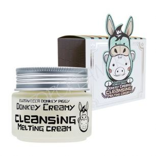 """ЕЛЗ"" Donkey Creamy Cleansing Melting Cream Piggi  Крем очищающий  100гр"