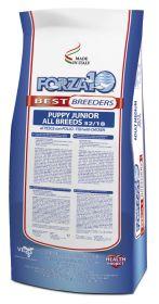 BEST BREEDERS для щенков всех пород, курица с рыбой, 20 кг