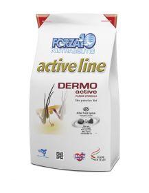 DERMO ACTIVE корм для взрослых собак всех пород с патологиями кожного покрова, 4 кг