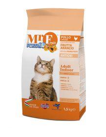 Корм для взрослых домашних кошек на основе курицы, 12 кг