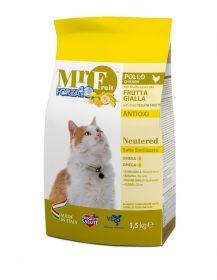 Корм для стерилизованных кошек, 12 кг