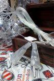 Удлинитель для гирлянд с прозрачным проводом 5 м