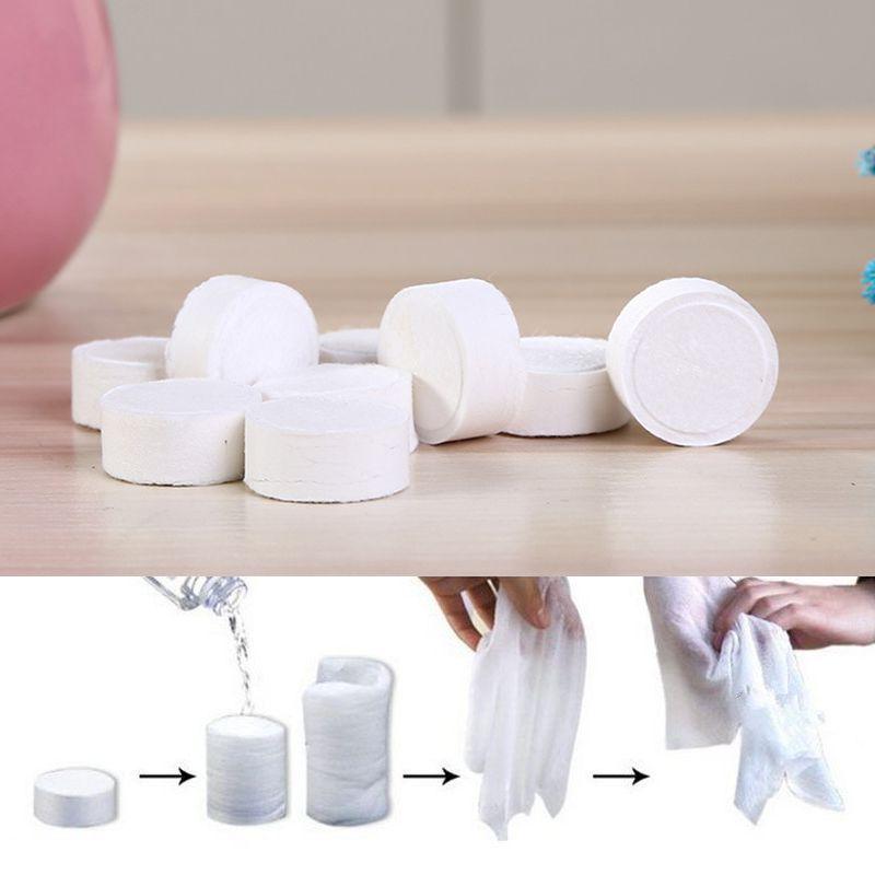 Прессованные салфетки Compressed Towel, 20 шт