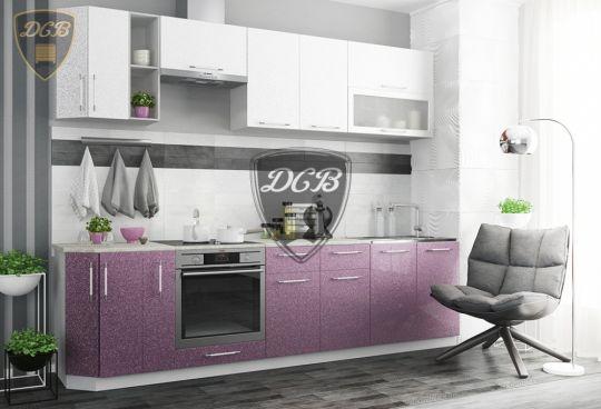 Кухня Олива 1 МДФ глянец