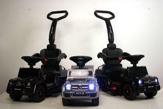 Детская машина-толокар River Toys Mercedes-Benz A010AA-H