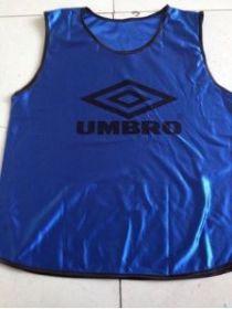 Манишка футбольная UMBRO взрослая Синяя