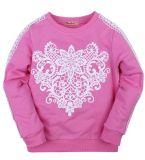 """Джемпер для девочек Bonito """"ornament"""" розовый"""