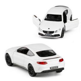 Коллекционная модель автомобиля  Mercedes-Benz C63 AMG 1:36