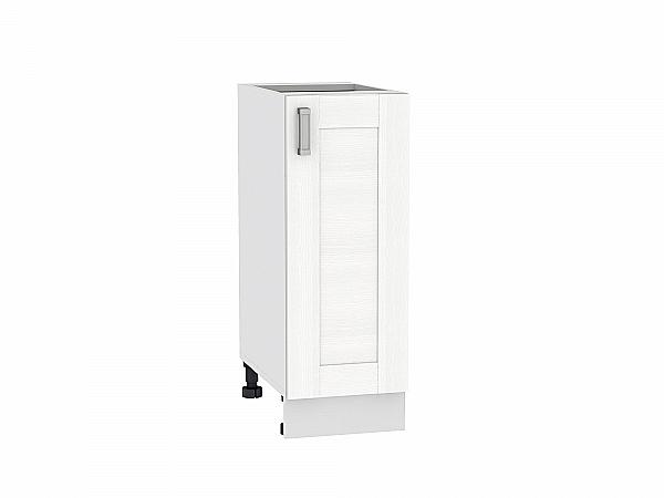 Шкаф нижний Лофт Н300 (Snow Veralinga)