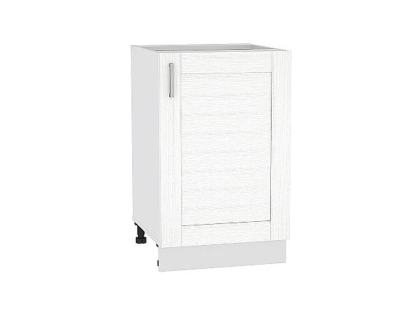 Шкаф нижний Лофт Н500 (Snow Veralinga)