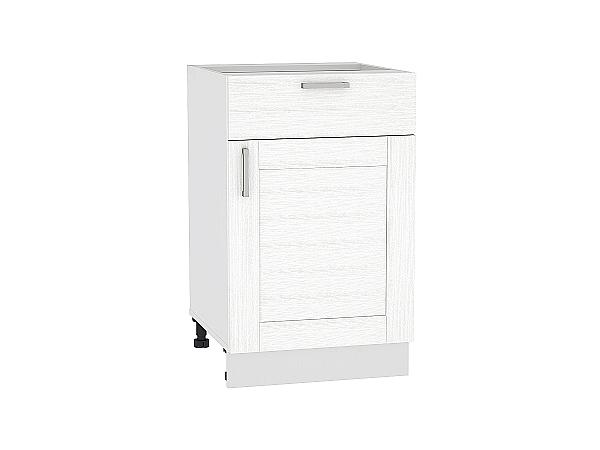 Шкаф нижний Лофт Н501 (Snow Veralinga)