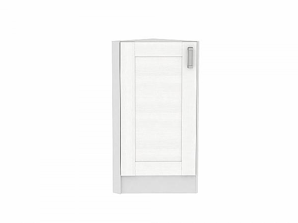Шкаф нижний торцевой Лофт НТ300 (Snow Veralinga)