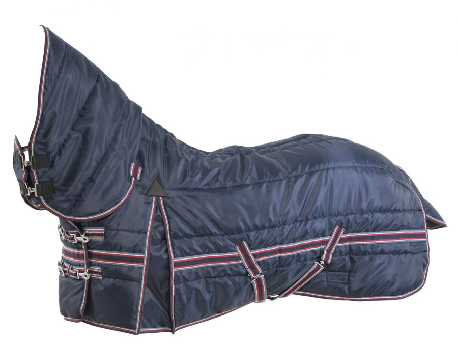 """Денниковая попона с полной шеей. """"Horse Comfort"""", 320 D. Наполнитель 200 гр, нейлоновая подкладка."""
