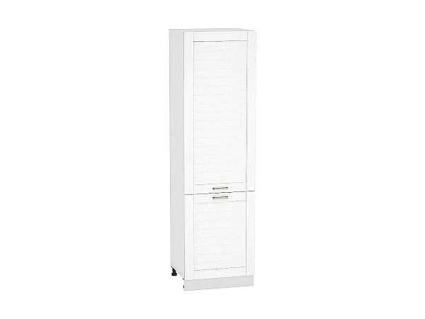 Шкаф пенал Лофт ШП600 (Snow Veralinga)