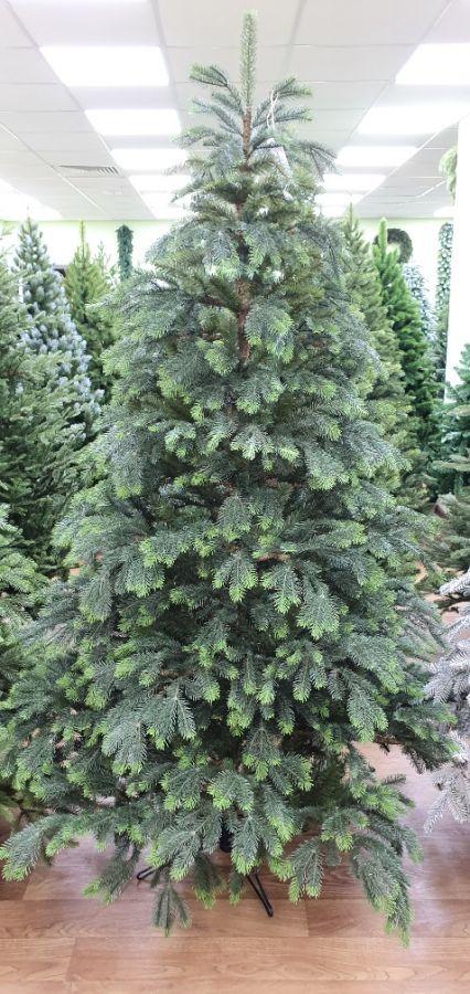 Искусственная елка Раскидистая 155 см зеленая