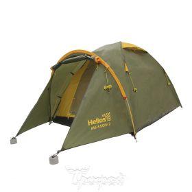 Палатка Helios MUSSON-2 GO (HS-2366-2 GO)