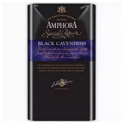 Табак трубочный Amphora Black Cavendish