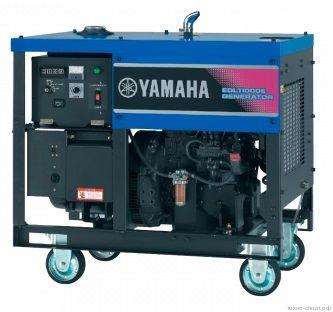 Дизельный генератор Yamaha EDL 11000E