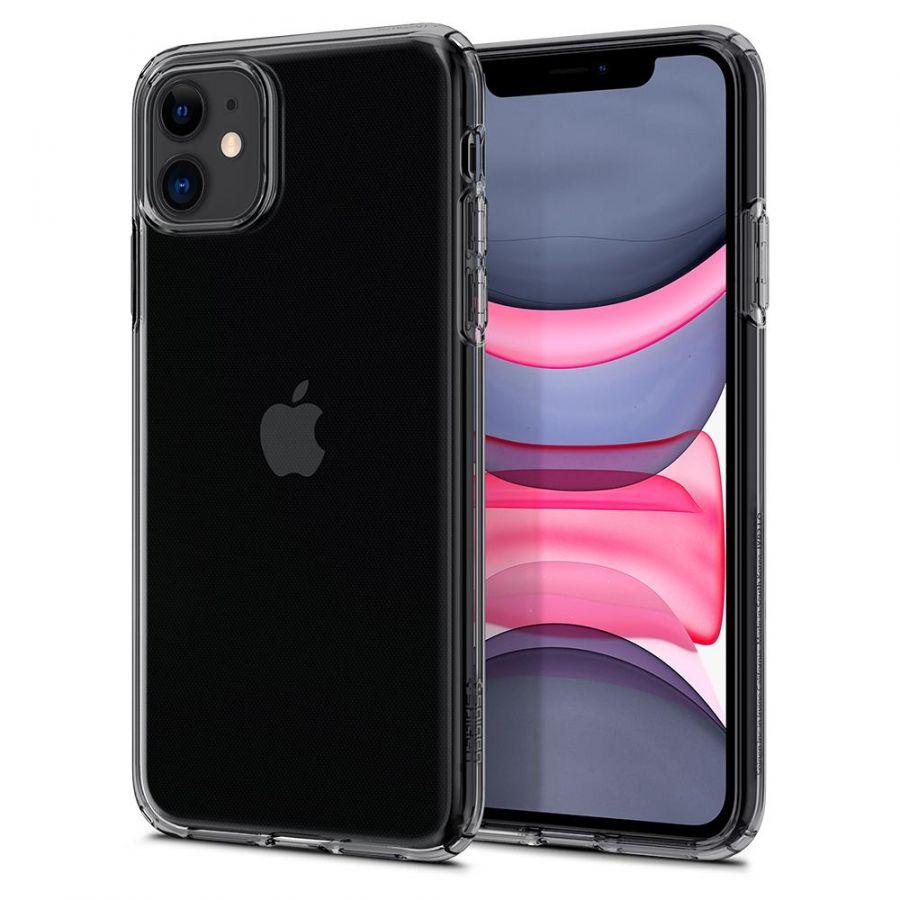 Чехол SGP Spigen Liquid Crystal для iPhone 11 прозрачный