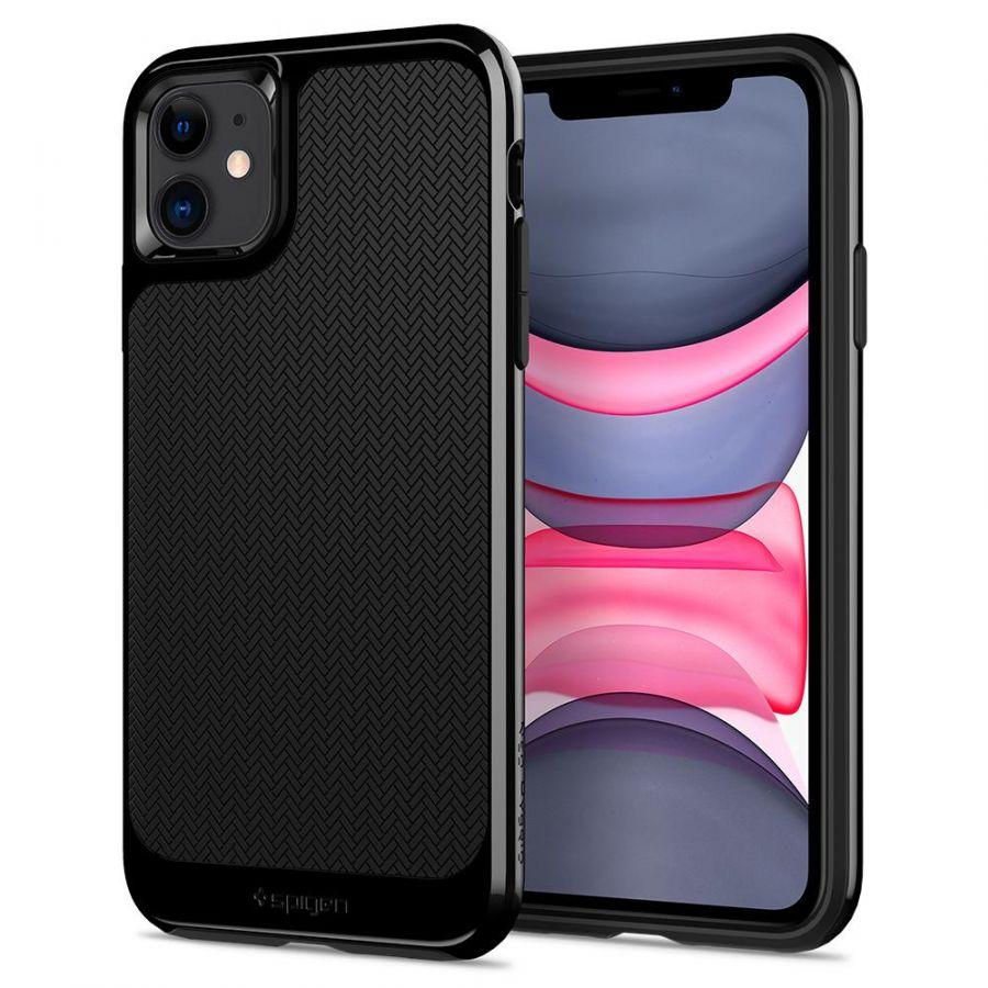 Чехол SGP Spigen Neo Hybrid для iPhone 11 черный