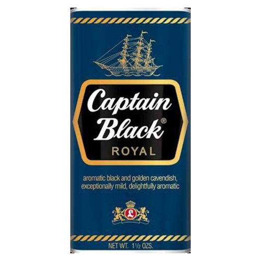 Табак трубочный Captain Black Royal