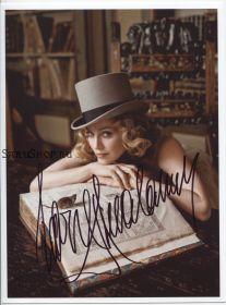 Автограф: Мадонна Луиза Чикконе