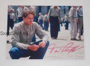 Автограф: Тим Роббинс. Побег из Шоушенка