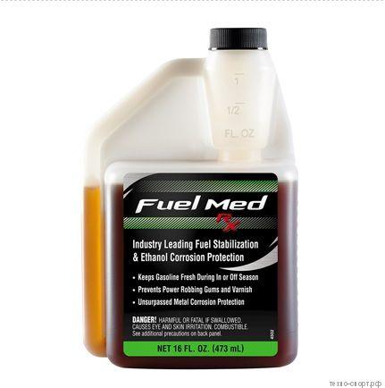 Присадка к Топливу Fuel Med RX (473 мл) ACCFUELMRX16