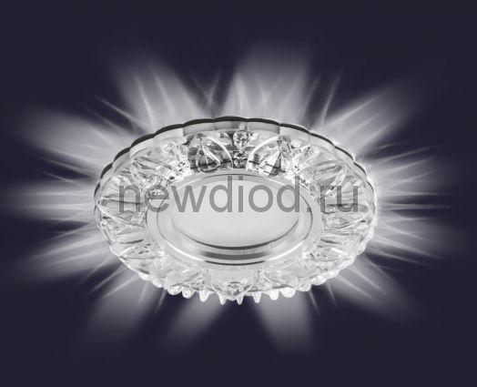 Светодиодный точечный светильник ES-908/MR16-98-2,5W/NW-CLEAR/CLEAR-220-IP20
