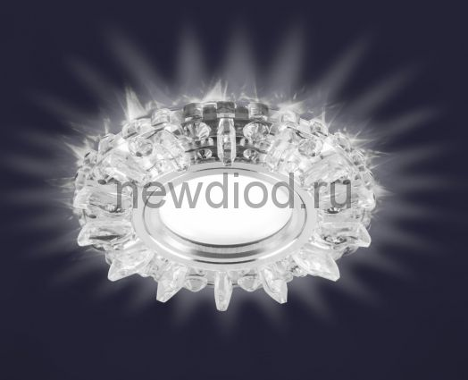 Светодиодный точечный светильник ES-910/MR16-98-2,5W/NW-CLEAR/CLEAR-220-IP20