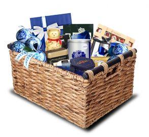 Подарочный набор «Синий вечер»