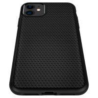 Купить чехол Spigen Liquid Air для iPhone 11 черный: купить недорого в Москве — выгодные цены на чехлы для айфон 11 в интернет-магазине «Elite-Case.ru»