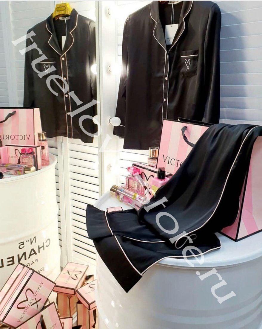 8081 - цена за 3 шт ,пижамка двойка Victoria's Secret