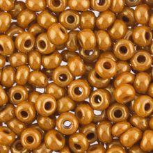 Бисер чешский 83119 непрозрачный медный блестящий Preciosa 1 сорт