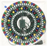 Гирлянда электрическая, 100 ламп-шаров (3)