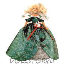 """Кукла Барби """"Счастливых праздников!"""" - 1995 Happy Holidays Barbie Doll"""