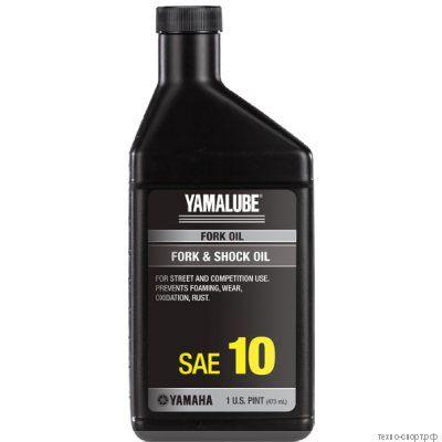 Масло Для Передних Вилок SAE 10 (473 мл)