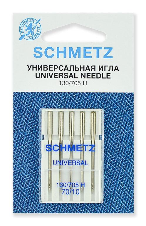 Иглы Schmetz стандартные №70 (5шт.)