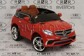 Детский электромобиль River Toys Mercedes E009KX